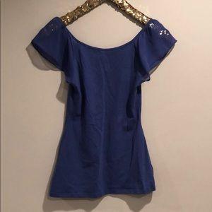 grape blouse